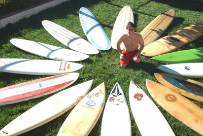 Longboard Collector Club Was Established In 1992 To Promote The